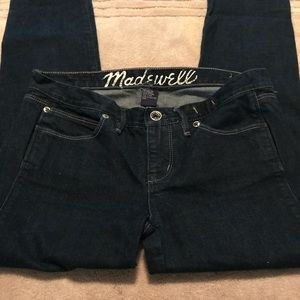 Madewell Jeans - ***ONE DAY SALE*** NWOT MADEWELL SKINNY LOW JEANS
